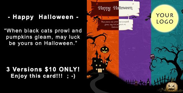 Download Halloween Card 1 nulled download