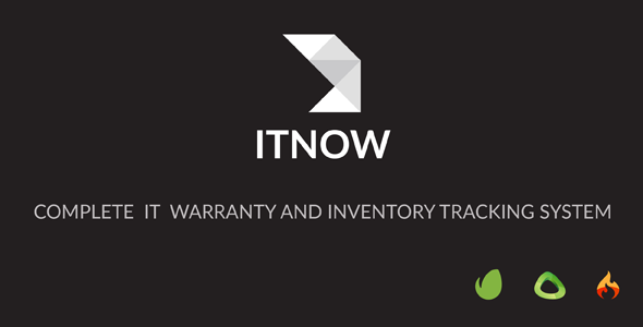 Download ITNOW - IT Warranty & Inventory Tracking System nulled download