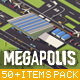 Ultimate Megapolis Pack 3 (Airport)