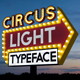 Circus Light Typeface