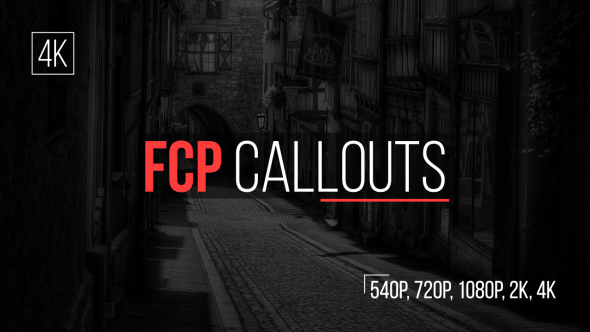 Download FCP Callouts nulled download