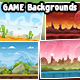 10 Game Backgrounds