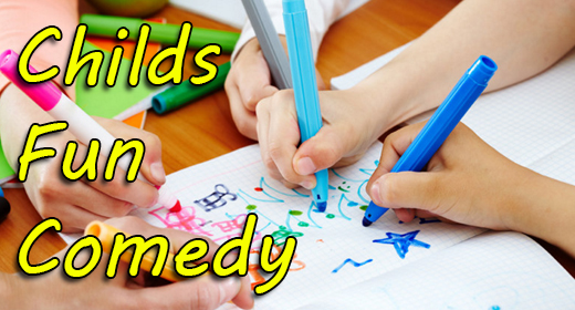 Childs  Fun   Comedy