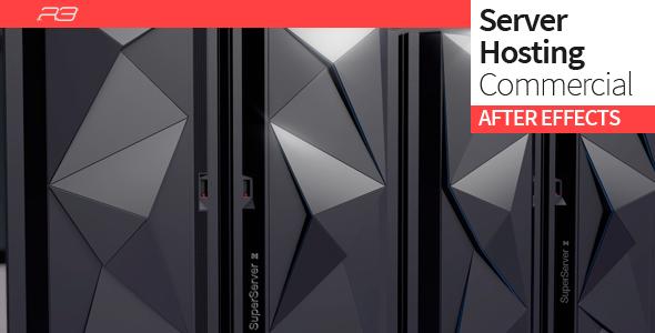 Super Server Room Commercial (Commercials)