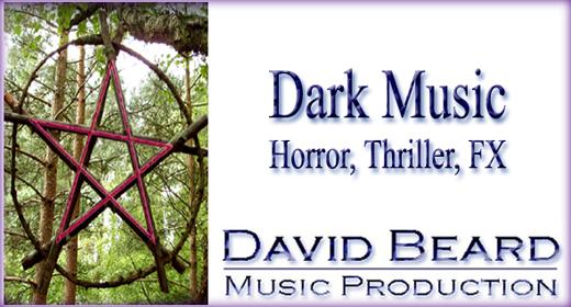 Horror, Thriller & Drama Music