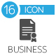 Business, Office Business Vector Icons