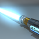 Laser-Sword - Red and Blue