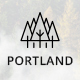 Portland — Creative Coming Soon & Maintenance Mode Template