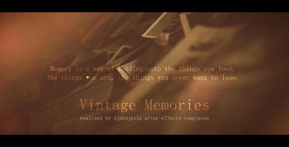 Download Vintage Memories nulled download