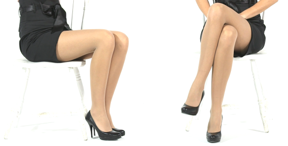 [VideoHive 1822074] Leg On Leg 2-Pack  | Stock Footage
