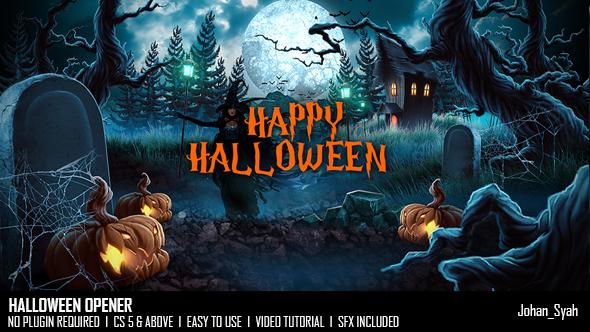 Download Halloween Opener nulled download