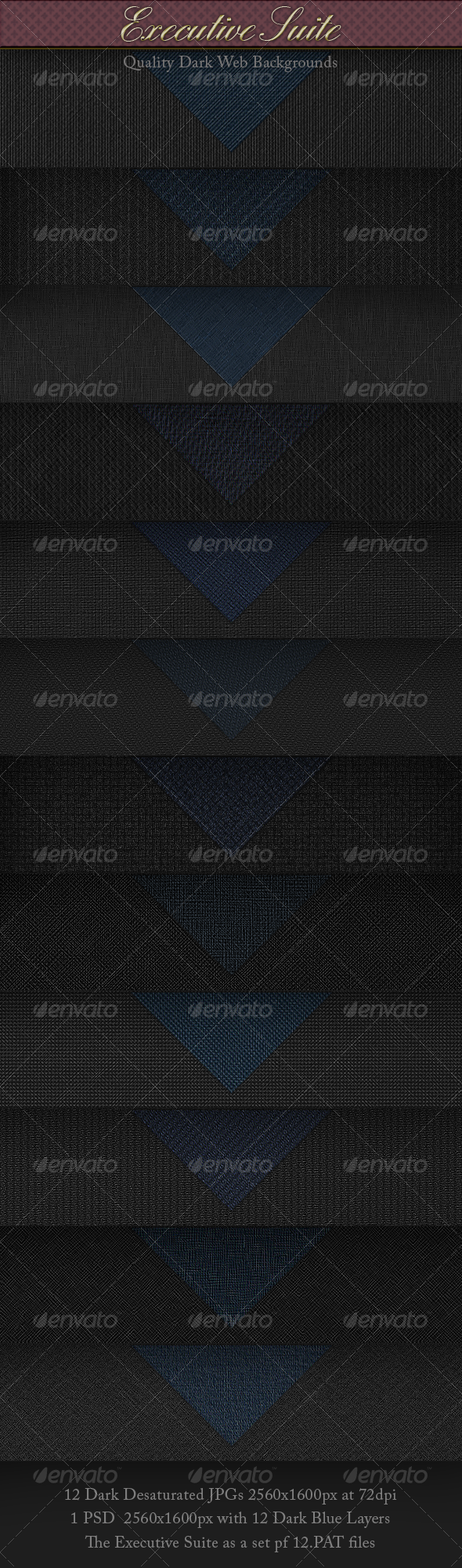 Executive Business Suit Fabric Backgrounds