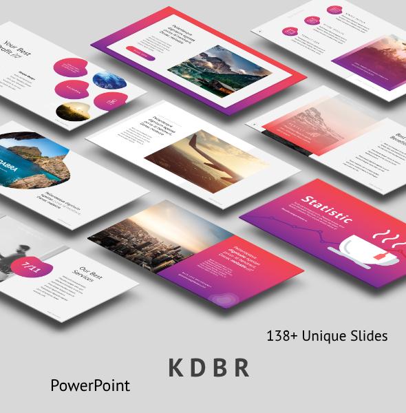 KDBR PowerPoint (PowerPoint Templates)