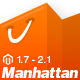 Manhattan - Responsive Magento 2 and Magento 1 Theme