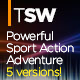 Powerful Sport Action Adventure