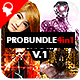 Pro Bundle - 4in1 Photoshop-Graphicriver中文最全的素材分享平台