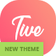 Tive | Responsive Multi-Purpose Adobe Muse Template