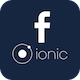 IonFacebook - Ionic Social Template Facebook Graph API