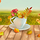 Autumn Landscape Set