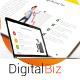 Digital Business Presentation