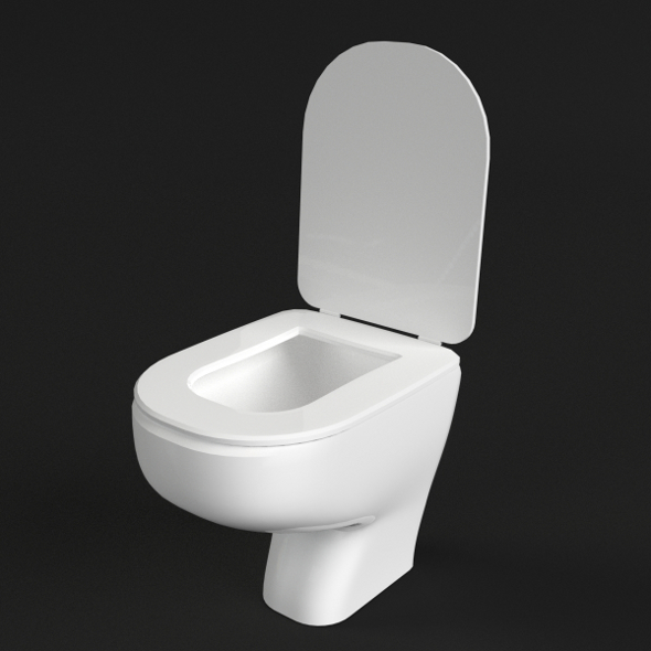 Water Closet - 3DOcean Item for Sale