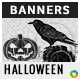 Halloween Banners - Image Included