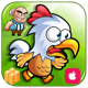 Chicken Run - Android Full BuildBox Game (Xcode - BBDOC)