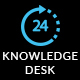 Knowledge Desk - Responsive Knowledgebase HTML5 Template
