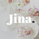 Jina - Celebration Organizing Agency HTML5 Template