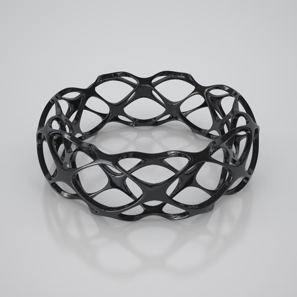 3DOcean Twisted Bracelet 18523121