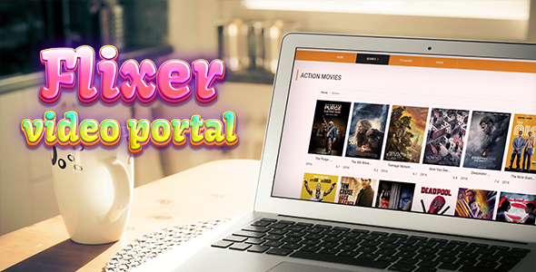 Flixer - Movie Portal