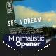 Minimalistic Opener