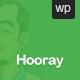 Download Hooray - Premium WordPress Blog Theme from ThemeForest
