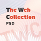 The Web Collection-Landing/One Page Multipurpose PSD Template