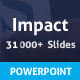 Impact Powerpoint Presentation Template