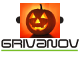 Halloween Suspense Fun Logo