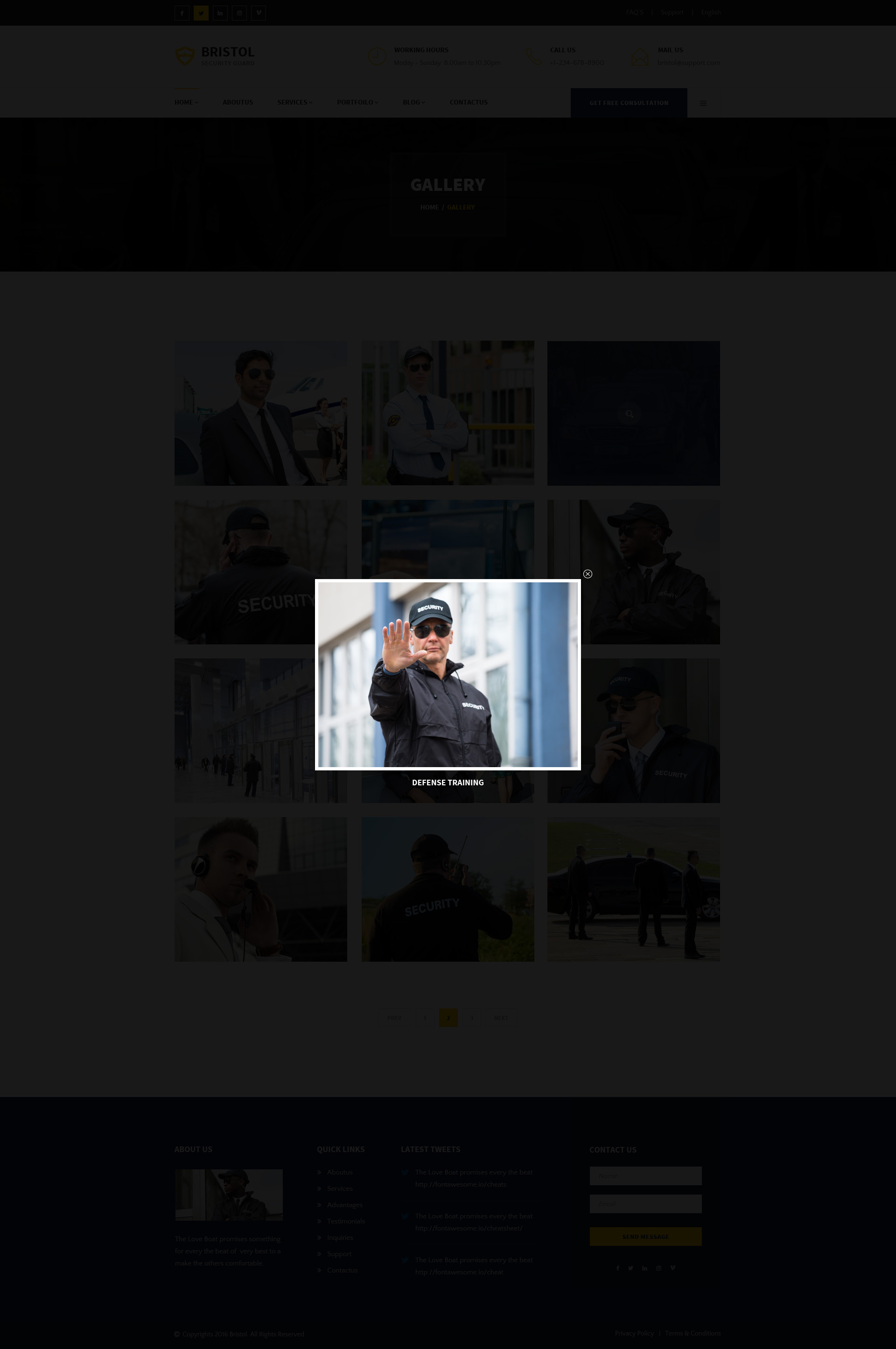 bristol security guard psd template by tonatheme themeforest bristol security guard preview 08 gallery preview jpg