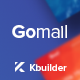 Gomail - 17 Email Templates Set + Kbuilder 1.2