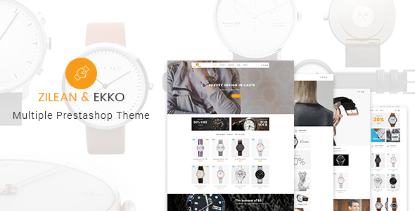 Image of Leo Begin Responsive Prestashop Theme