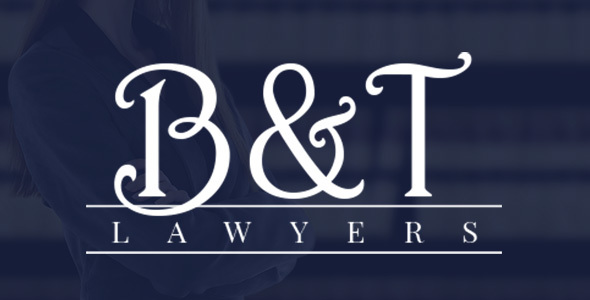 B&T Lawyers - Professionals Template