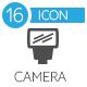Camera tools icons