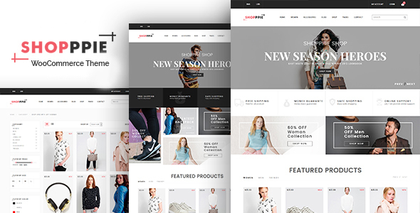 Download Shopppie - WooCommerce WordPress Theme nulled download