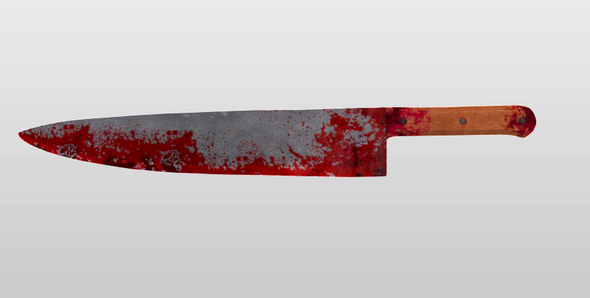 Knife - 3DOcean Item for Sale