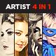 Artist 4 in 1 Bundle CS3+