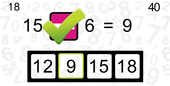Download Math Genius 2 - Educational HTML5 Game