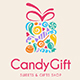 Candy Gift Logo