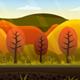 Autumn Game Background