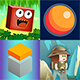4 Amazing BuildBox Game Templates (Bundle 1): Android; Easy Reskin; AdMob & Chartboost Ads & IAP