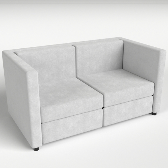 Couch Sofa 2 - 3DOcean Item for Sale