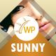 Sunny - Simple and Minimal WordPress Blog